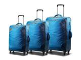 TRIBE Spinner Trolley Set 78/68/55cm (světle modrá)